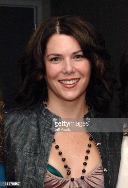 Lauren Graham during The Score Book Release Party at Pacific Design Center at Pacific Design Center in Los Angeles California United States