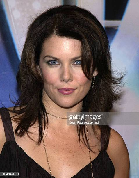 Lauren Graham during The WB Network AllStar Celebration Arrivals at The Highlands in Hollywood California United States