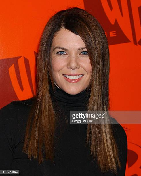 Lauren Graham during The WB Network's 2004 All Star Party at Hollywood Highland in Hollywood California United States