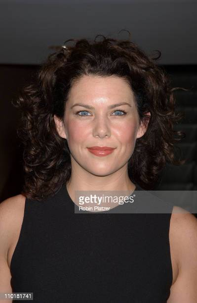 Lauren Graham during WB Television Network 2003 2004 Upfront Presentation at Sheraton Hotel in New York NY United States
