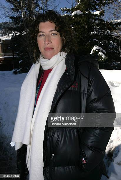 Lauren Greenfield during 2006 Sundance Film Festival 'Thin' Outdoor Portraits in Park City Utah United States