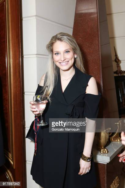 Lauren Gutfreund during the Susan Gutfreund Hosts UN Women For Peace Association Reception on February 12 2018 in New York City