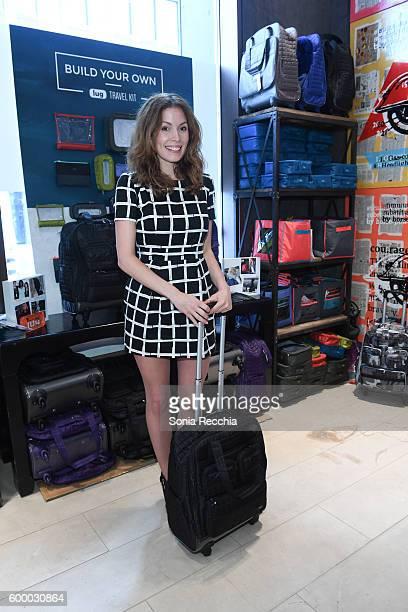 Lauren Hammersley attends W Magazine NKPR IT House x Producers Ball Studio on September 7 2016 in Toronto Canada