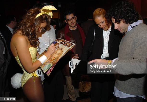 Lauren Hill February 2001 and guests during Saks Fifth Avenue and Playboy Invite You to Shop With a Bunny December 7 2005 at Saks Fifth Avenue Men's...
