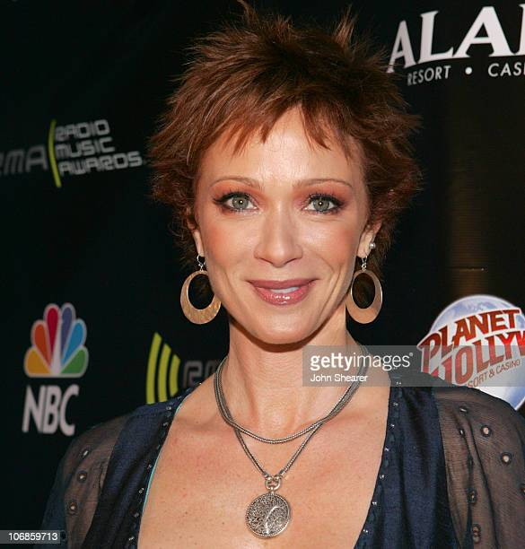 Lauren Holly during 2005 Radio Music Awards Backstage and Audience at Aladdin Hotel in Las Vegas Nevada United States