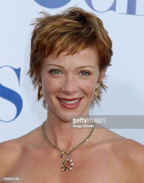 Lauren Holly during CBS Summer 2006 TCA Press Tour Party Arrivals at Rose Bowl in Pasadena California United States