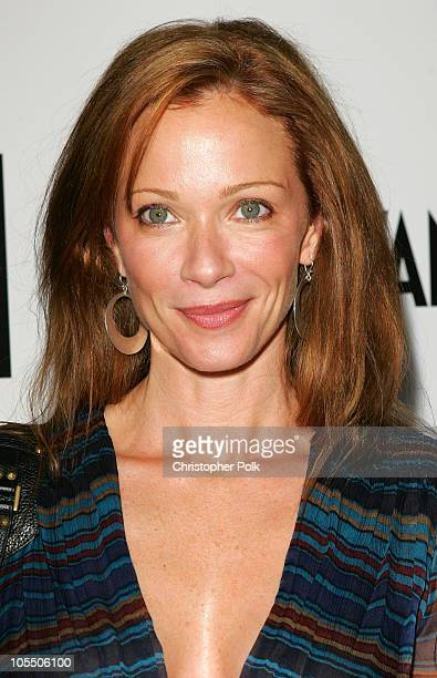 Lauren Holly during Opening Party for the BCBG Max Azria Flagship Store August 18 2005 at BCBG Max Azria flagship storeThe Regent Beverly Wilshire H...