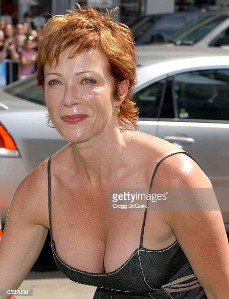 Lauren Holly during The Ant Bully Los Angeles Premiere Arrivals at Grauman's Chinese Theatre in Hollywood California United States