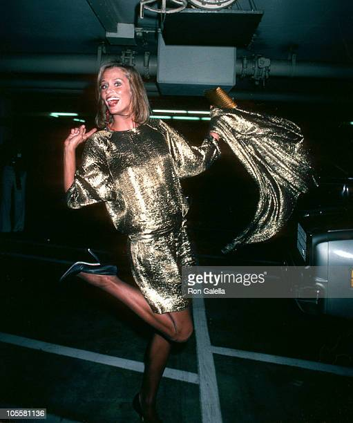 Lauren Hutton during 52nd Annual Academy Awards at Dorothy Chandler Pavilion in Los Angeles California United States