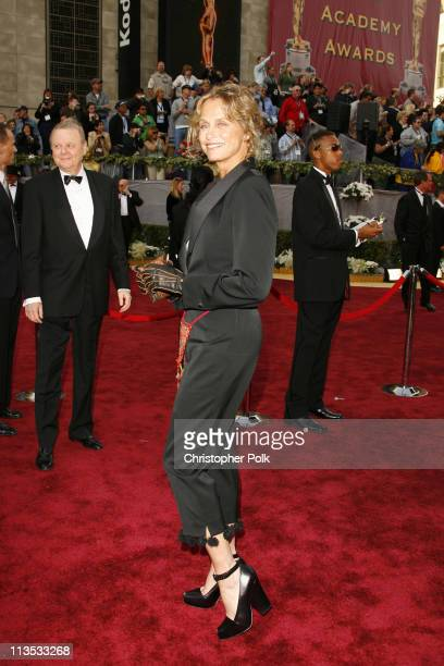 Lauren Hutton during The 78th Annual Academy Awards – Arrivals at Kodak Theatre in Hollywood California United States