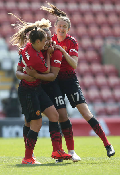 GBR: Manchester United Women v Crystal Palace Women: WSL