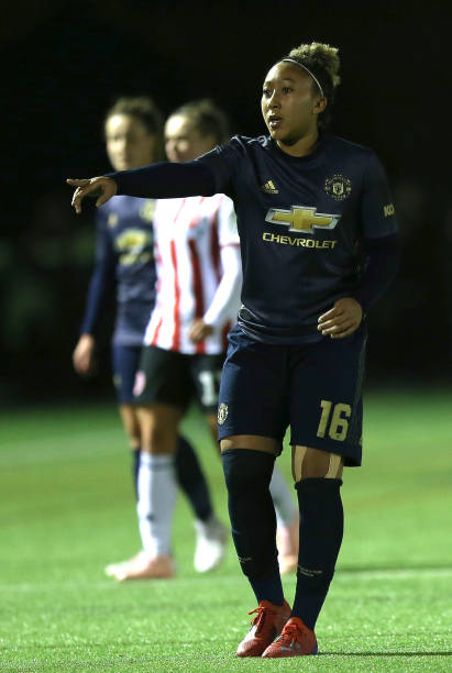 GBR: Sheffield United v Manchester United - The FA Women's Championship