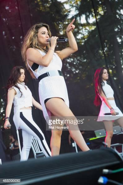 Camila Cabello, Ally Brooke, Normani Hamilton, Lauren ... |Camila Cabello And Lauren Jauregui 2014