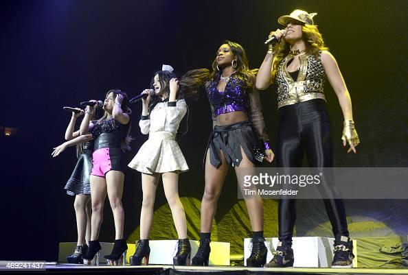 Ally Brooke, Lauren Jauregui, Normani Hamilton, Camila ... |Camila Cabello And Lauren Jauregui 2014