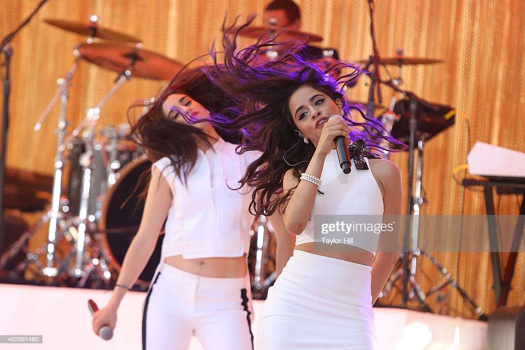 lauren-jauregui-camila-cabello-camren-instagram | Electric ... |Camila Cabello And Lauren Jauregui 2014