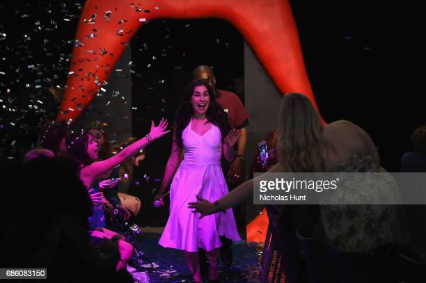 Lauren Jauregui attends Beautycon Festival NYC 2017 at Brooklyn Cruise Terminal on May 20 2017 in New York City