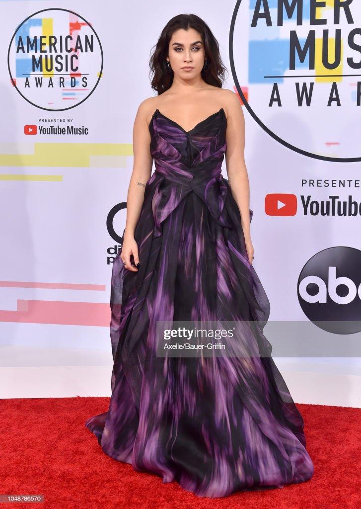 Image result for Lauren Jauregui america music awards 2018