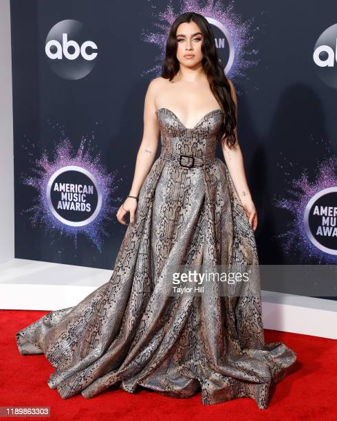 Lauren Jauregui attends the 2019 American Music Awards at Microsoft Theater on November 24 2019 in Los Angeles California