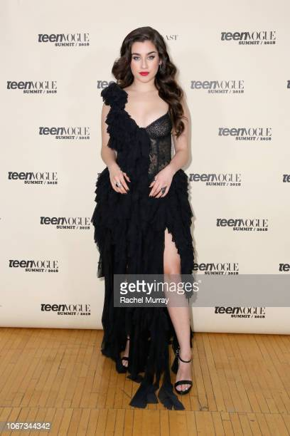 Lauren Jauregui attends The Teen Vogue Summit 2018 at 72andSunny on December 1 2018 in Los Angeles California