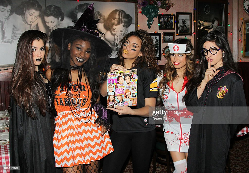 Fifth Harmony Halloween Celebration At Planet Hollywood Photos and ...