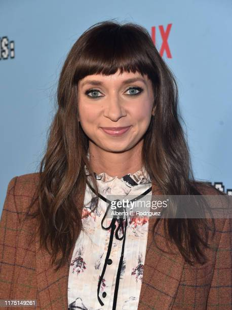 Lauren Lapkus attends the premiere of Netflix's Between Two Ferns The Movie at ArcLight Hollywood on September 16 2019 in Hollywood California