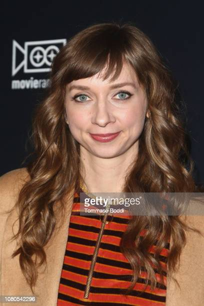 Lauren Lapkus attends the Premiere Of The Orchard's The Unicorn held at ArcLight Hollywood on January 10 2019 in Hollywood California