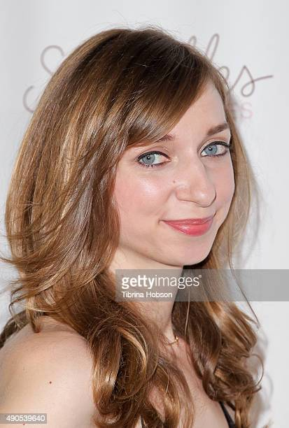 Lauren Lapkus attends the Screening of 'Hairpin Bender' at Downtown Independent Theater on September 28 2015 in Los Angeles California