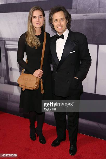 Lauren Lauren and David Lauren attend The Whitney Museum Of American Art's 2014 Gala Studio Party at The Whitney Museum of American Art on November...