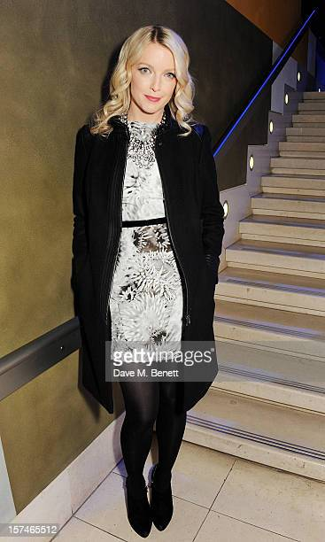 Lauren Laverne attends the Turner Prize 2012 winner announcement at the Tate Britain on December 3 2012 in London England