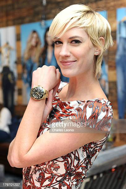 Lauren Lee Smith at Guess Portrait Studio on Day 2 during the 2013 Toronto International Film Festival at Bell Lightbox on on September 6 2013 in...