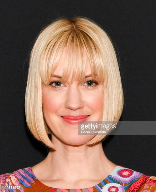 Lauren Lee Smith attends the Photo Call for Ovation at 2019 Winter TCA at The Langham Huntington Pasadena on February 08 2019 in Pasadena California