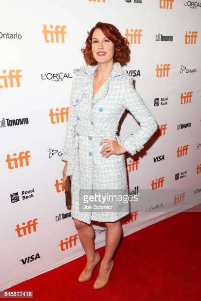 Lauren Lee Smith attends 'The Shape of Water' premiere during the 2017 Toronto International Film Festival at The Elgin on September 11 2017 in...