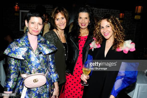 Lauren Levison Lee Fryd Kathleen Giordano and Alyson Cafiero attends NY LIFESTYLES Magazine celebrates Cover Girl Jean Shafiroff and her work...
