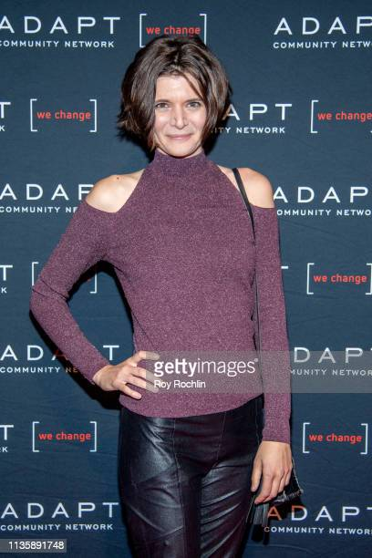 Lauren LoGiudice attends the 2019 Adapt Leadership Awards at Cipriani 42nd Street on March 14 2019 in New York City