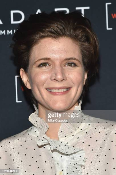 Lauren LoGiudice attends the Adapt Leadership Awards Gala 2018 at Cipriani 42nd Street on March 8 2018 in New York City