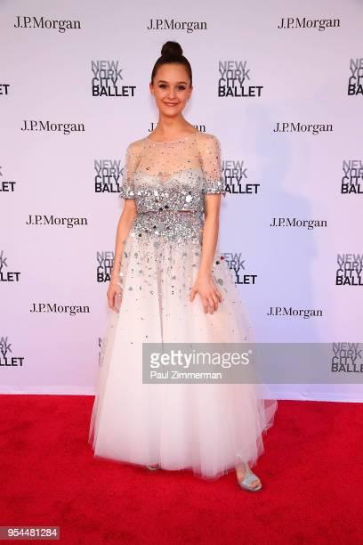 Lauren Lovett attends the 2018 New York City Ballet Spring Gala at David H Koch Theater Lincoln Center on May 3 2018 in New York City