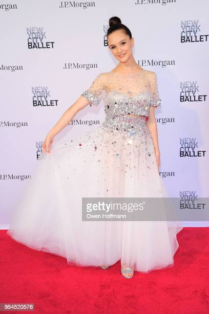 Lauren Lovette attends New York City Ballet 2018 Spring Gala at David H Koch Theater Lincoln Center on May 3 2018 in New York City
