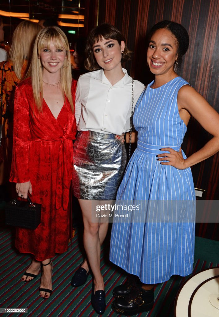European Launch Of WOMAN By Ralph Lauren Hosted By Jessica Chastain : News Photo