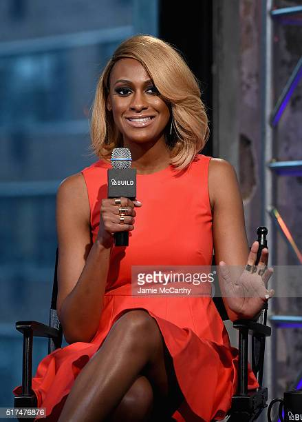 Lauren Maillian CEO of LMB Group attends the AOL Build Speaker Series to discuss Quit Your Day Job at AOL Studios In New York on March 25 2016 in New...