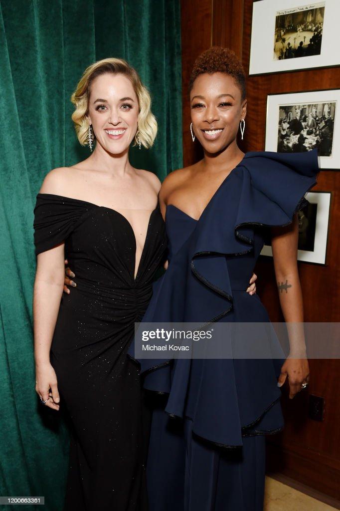 2020 Netflix SAG After Party : News Photo
