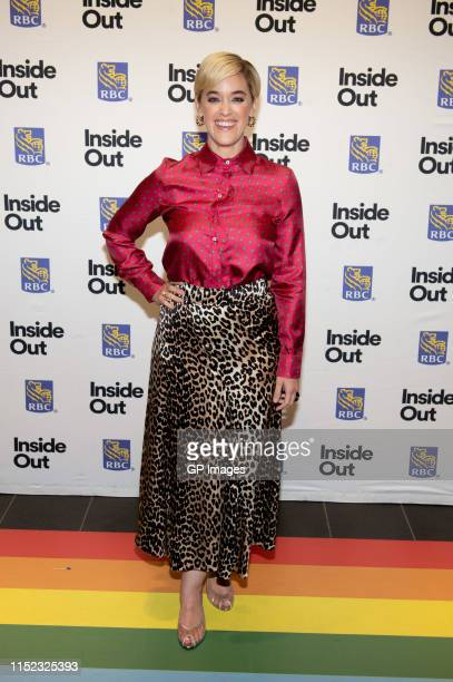 """Lauren Morelli attend s2019 Inside Out LGBT Film Festival - Screening Of """"Tales of the City"""" held at TIFF Bell Lightbox on May 28, 2019 in Toronto,..."""