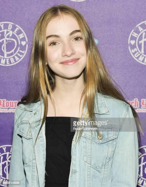 Lauren Orlando attends Hayden Summerall's 13th Birthday Bash at Bardot on April 15 2018 in Hollywood California