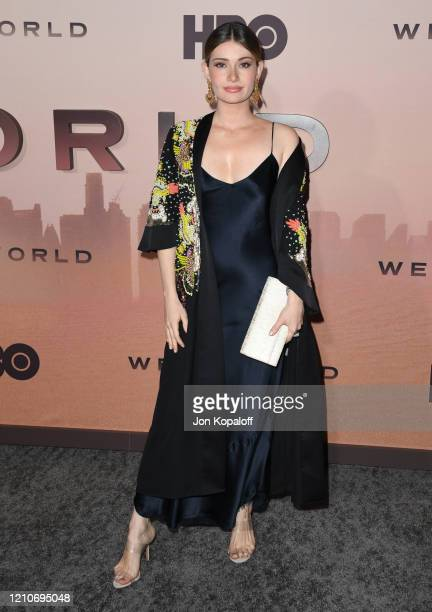 "Lauren Parsekian attends the premiere of HBO's ""Westworld"" Season 3 at TCL Chinese Theatre on March 05, 2020 in Hollywood, California."