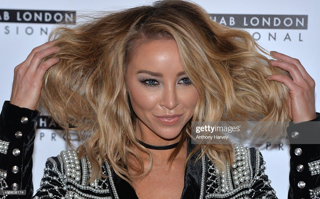 Lauren Pope Launches Her Academy For Hair Rehab London