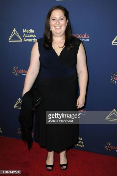 Lauren Port attends the 40th Annual Media Access Awards In Partnership With Easterseals at The Beverly Hilton Hotel on November 14, 2019 in Beverly...