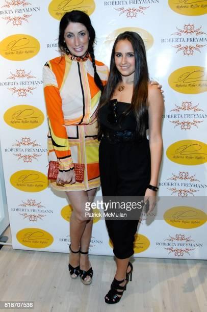 Lauren Rae Levy and Kelli Tomashoff attend Tinsley Mortimer Hosts the Roberta Freymann East Hampton Boutique Grand Opening at Roberta Freymann...