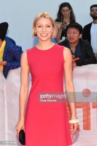 Lauren Redniss attends the Radioactive premiere during the 2019 Toronto International Film Festival at Princess of Wales Theatre on September 14 2019...
