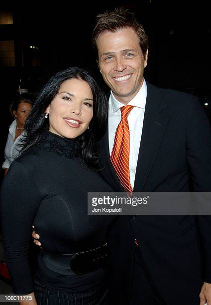 Lauren Sanchez and husband Endeavor Talent Agent Patrick Whitesell