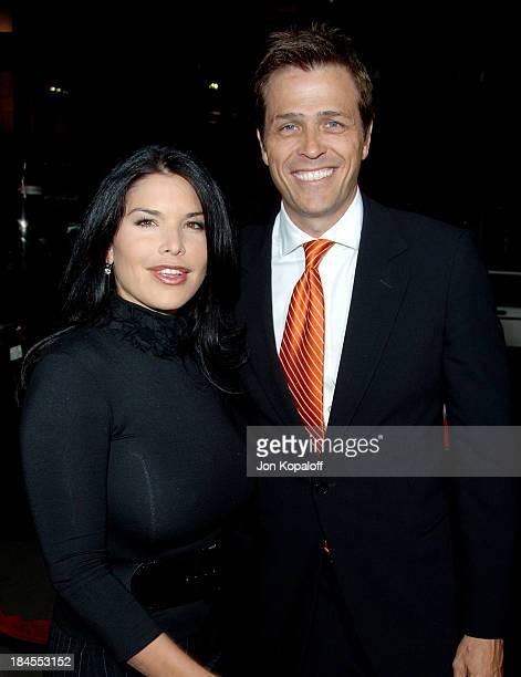 Lauren Sanchez and husband Endeavor Talent Agent Patrick Whitesell
