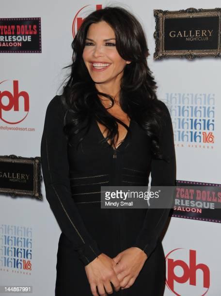 Lauren Sanchez attends the Pussycat Dolls Burlesque Saloon on May 19, 2012 in Las Vegas, Nevada.